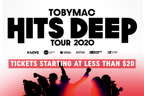 Hits Deep Tour 2020 Tickets Starting at Less Than $20