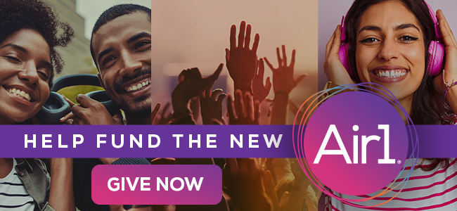 Air1 Pledge Drive Help Fund the New Air1, Give Now