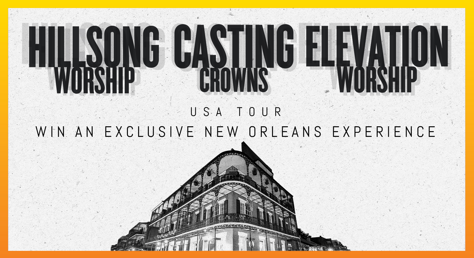 Fall Network Tour New Orleans | Air1 Worship Now